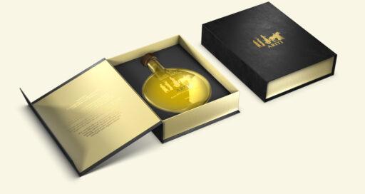 Ariti Olive Oil The luxury edition case