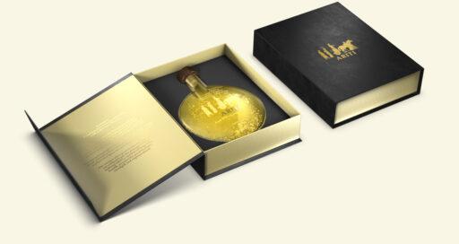 Ariti Olive Oil The exclusive luxury edition case